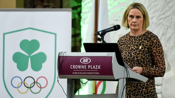 The Olympic Federation of Ireland have passed a motion for 40% gender balance on Executive Committee