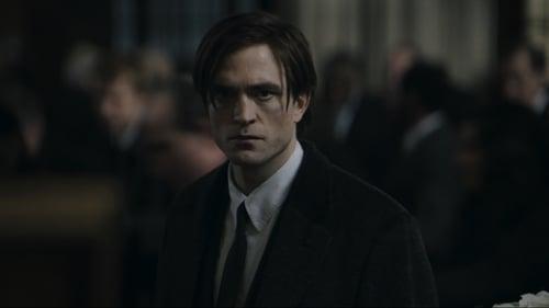 The Batman, starring Robert Pattinson, is due for release in October 2021 Film still: Warner Bros