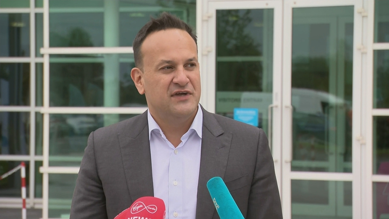 Leo Varadkar says that apprentices are a really good alternative to college
