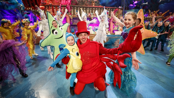 Apply here to audition for this year's Late Late Toy Show!