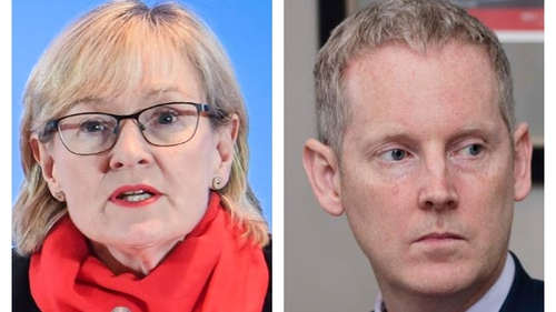 McGuinness and McDowell Put Up As Ireland's EU Commission Nominees