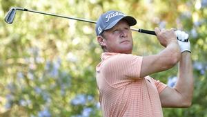 Jamie Donaldson shot a 69 at Valderrama