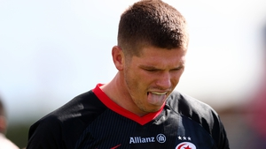 Owen Farrell is looking at a ban of several weeks