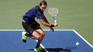 Medvedev beat JJ Wolf 6-3 6-3 6-2