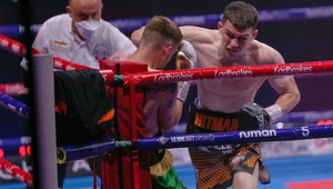 Stevie McKenna wasted no time in Wakefield to secure win number five