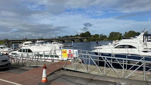 Banager Marina in Co Offaly