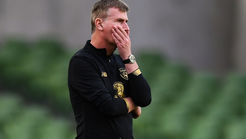 Stephen Kenny: 'The ability to take your chances has been the critical difference'