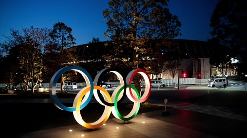 The 2020 Olympics were postponed until July 2021 because of the Covid-19 pandemic