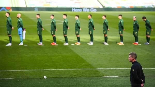Ireland need to win two in a row, on the road, to qualify for the Euros