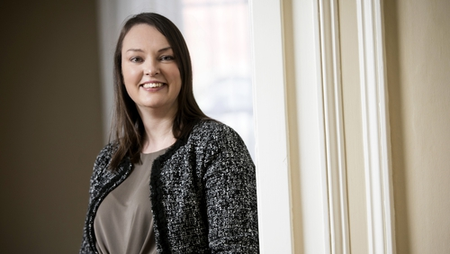 Sarah-Jane Larkin, Director General, Irish Venture Capital Association