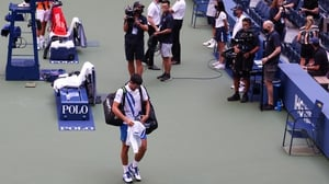 Novak Djokovic exits the 2020 US Open as a result of his reckless action