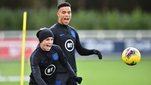 Phil Foden is back for England but Mason Greenwood remains frozen out