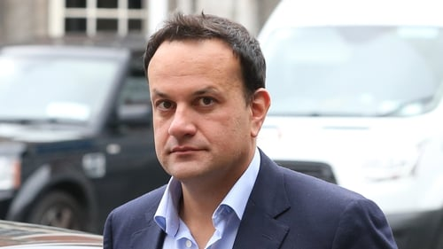 Leo Varadkar said he did not believe the impact of the coronavirus on the economy could be summed up in 'a single hit hypothesis' (Pic: RollingNews.ie)