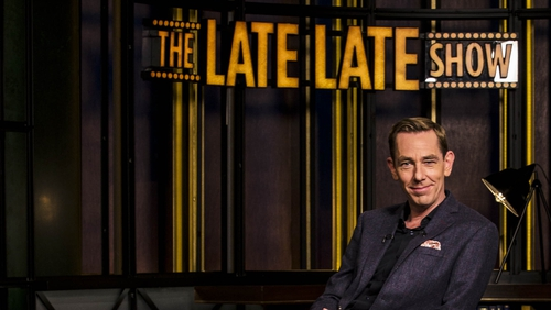"Ryan Tubridy - ""We are all hungry to have an audience back every Friday and I think we are edging closer and closer to it"""