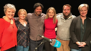 Comedy Showhouse returns with (L-R) Rose Henderson, Sharon Mannion, Paul Tylak, Norma Sheehan, Danny Kehoe and Patricia Kelly
