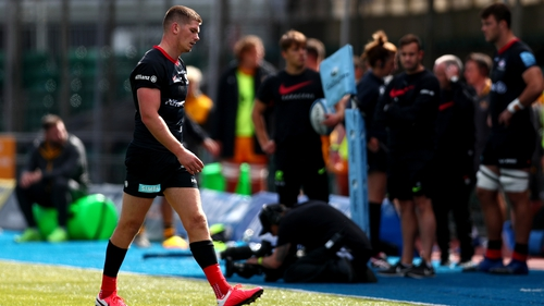 Wasps coach: Owen Farrell didn't mean unsafe tackle