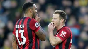 The pair previously played together Bournemouth