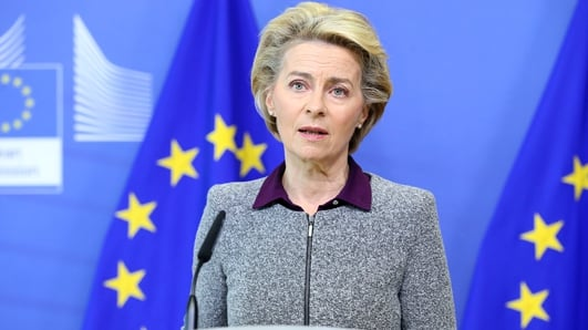 Ursula von der Leyen gives first State of the Union address