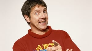 Neil Buchanan hosted the popular Art Attack from 1990 to 2007
