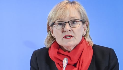 Mairead McGuinness will take over the Financial Services, FinancialStability and Capital Markets Union portfolio