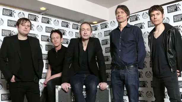 rock band Suede