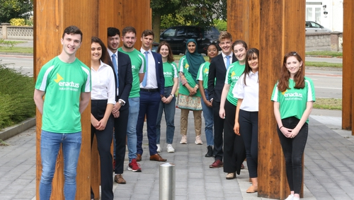 DCU's Enactus Team Ireland