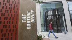 The 'Sorting Office' near Dublin's south quays