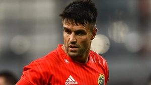 Conor Murray was withdrawn late on against Leinster