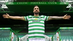 Shane Duffy is enjoying life at Celtic
