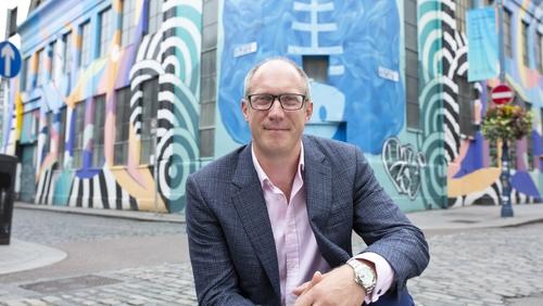 Chris Burge CEO Spark Crowdfunding