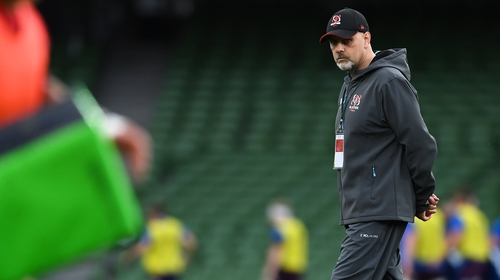 Ulster lost 28-10 to Leinster when the teams met at the end of August