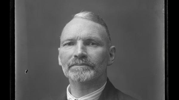 William O'Brien circa 1930. Image: RTE Archives