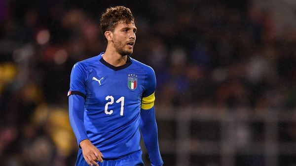 Manuel Locatelli looks set to start for Italy in place of Marco Verratti