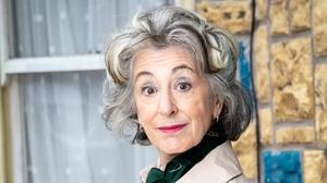 Maureen Lipman as Evelyn Plummer