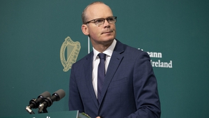 Minister Simon Coveney will meet members of the Trump administration