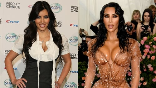 The 39-year-old has come a long way since the early days of KUWTK.