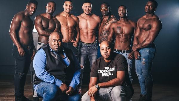 The Black Full Monty