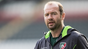 Geordan Murphy Leicester Tigers Director of Rugby