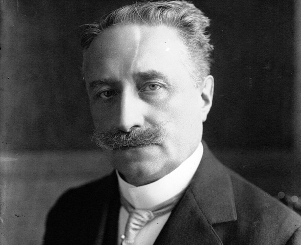 Paul Deschanel in 1912 Photo: Library of Congress