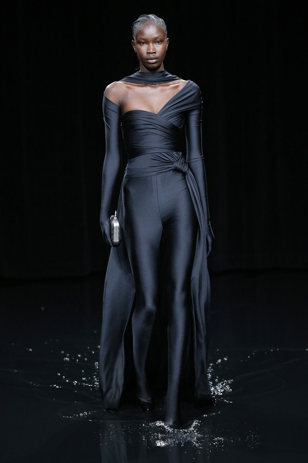 Balenciaga fashion show