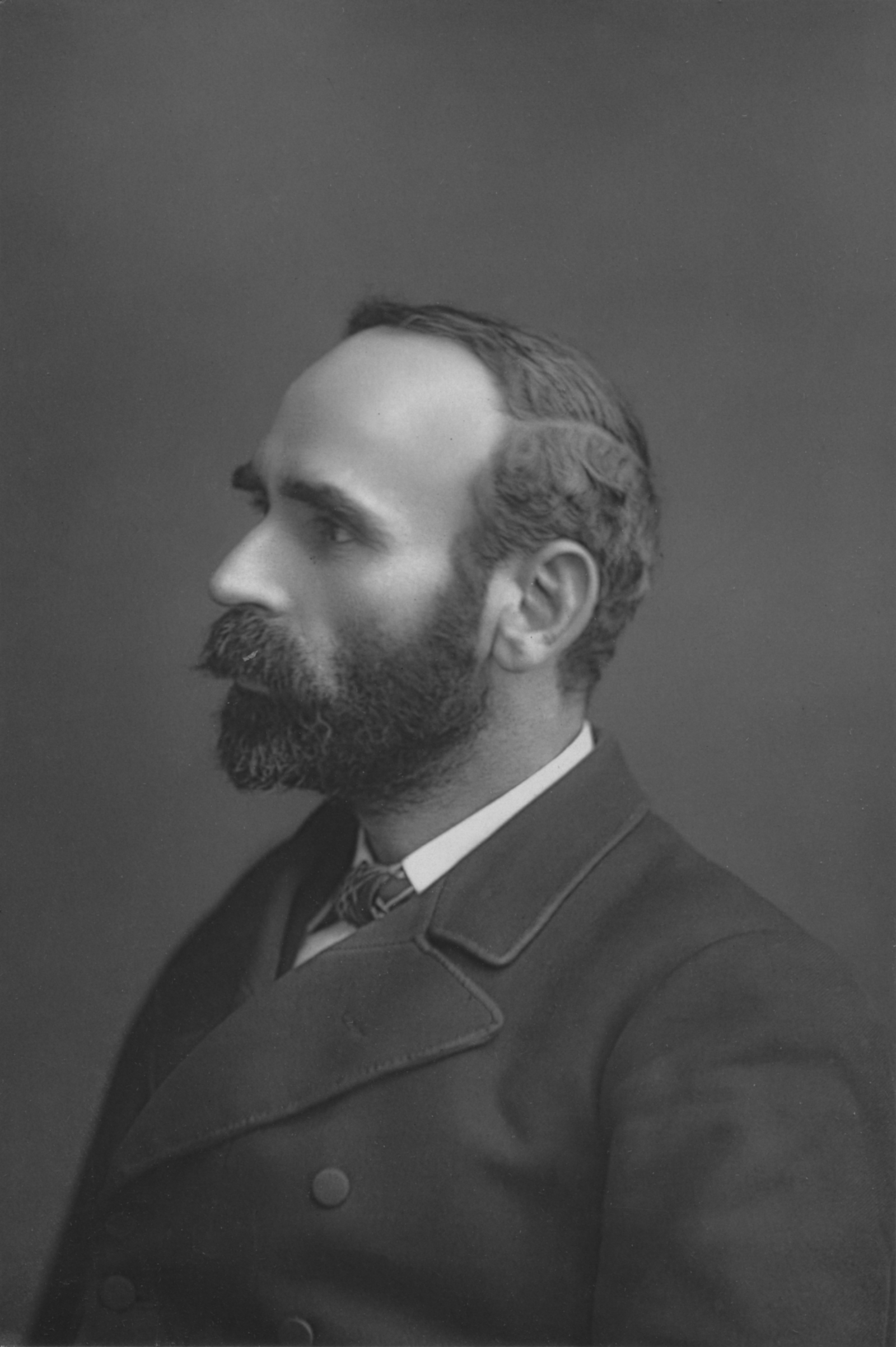 Image - Michael Davitt (c1891), from 'The Cabinet Portrait Gallery' (Cassell & Company, Ltd, London), 1890-94. Davitt's Land League had its roots in the trauma of the Famine. Photo: Print Collector/Getty Images
