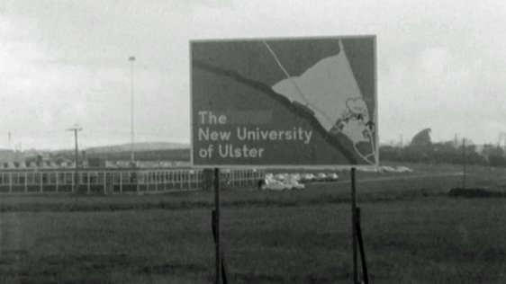 The New University of Ulster, Coleraine (1970)