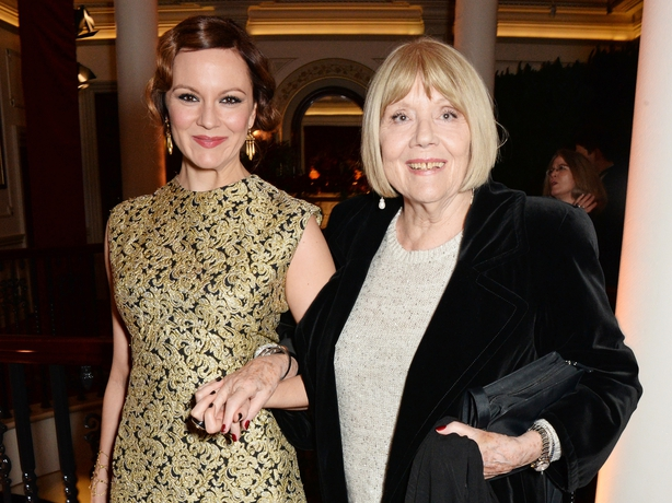 All Creatures Great and Small actress Dame Diana Rigg dies aged 82