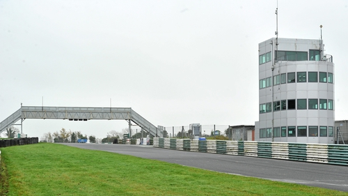 Level 5 restrictions have forced a change to Mondello Park plans