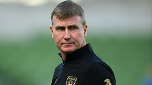 Republic of Ireland manager Stephen Kenny after the recent defeat to Finland in the Nations League