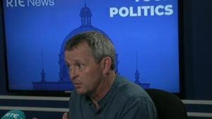 Richard Boyd Barrett TD speaking on Your Politics podcast