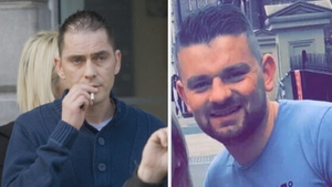 Mark Crawford (L) killed Patrick O'Connor (R) during a row over a drug payment