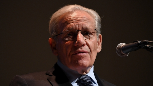 Trump's leadership 'shocking and tragic': Bob Woodward