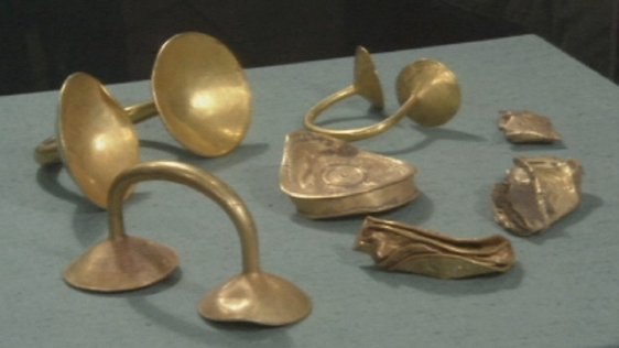 Bronze Age Treasures Discovered