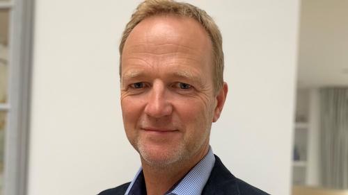 Incoming Tour Operators Association President Ian Rankin